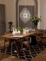 ikea dining table chairs and chandelier i want want want this chandelier