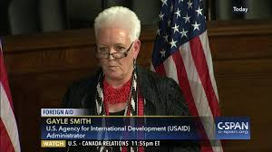 Gayle Smith on Foreign Aid | C-SPAN.org