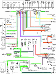 instrument cluster wiring diagrams of 1987 ford mustang 3rd Chevy Wiring Diagrams Automotive instrument cluster wiring diagrams of 1987 ford mustang 3rd generation