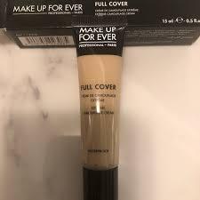 make uo for ever full cover concealer in 6 nib