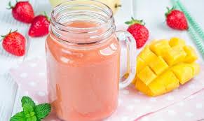 strawberry mango bliss