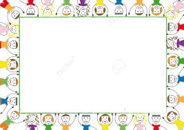 Kindergarten Borders Preschool Clipart Border Frames Illustrations Hd Images