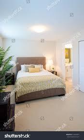 Modern Luxury Bedroom Interior Design Modern Luxury Bedroom Interior Design Stock Photo Edit Now