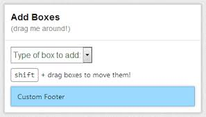 How to remove the Thesis   attribution from the footer Thrifty Zizel Thesis   Custom Footer Box