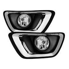 2016 Chevy Colorado Fog Light Kit Amazon Com Xtune Fl Ccol15 C Fog Light Spyder Chevy