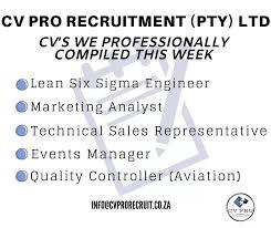 Recruitment Cv Cv Pro Recruitment Professional Cv Writers Cvprorecruit
