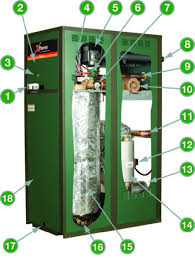 hydronic boilers xtherm acirc reg condensing boilers a a low voltage wiring terminal