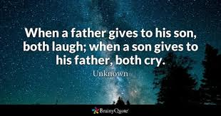 Father Death Quotes Magnificent Cry Quotes BrainyQuote
