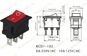 pin rocker switch wiring diagram image wiring 3 pin led switch wiring diagram jodebal com on 3 pin rocker switch wiring diagram