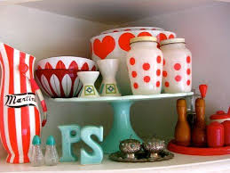 hannah berman s collection of red vine kitchen accessories is perfect for a valentine s day celebration
