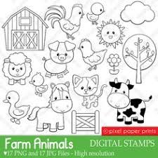 Small Picture Baby Farm Animal Coloring Pages wecoloringpage Pinterest