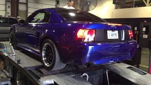 2004 Mustang GT P1SC Procharger Dyno - YouTube