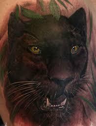 тату пантера на плече тату на плече татуировка пантера