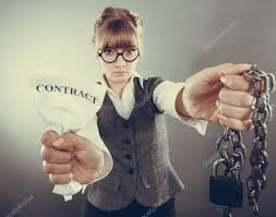 Image result for breaking contract