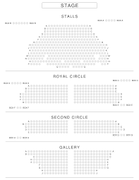 Theatre Royal Drury Lane Seating Chart 45 Efficient Brighton Centre South Stalls
