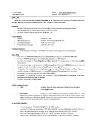 gautham sap abap fresher resume