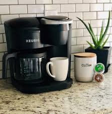 The Perfect Cup of Coffee: Keurig® K-Duo Essentials Coffee Maker Review – Peace Love Organic Mom