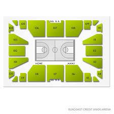 Suncoast Credit Union Arena Tickets