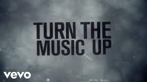 Nf Turn The Music Up Lyric Video