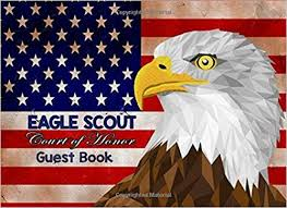 Image result for eagle scout court of honor