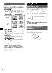 sony cdx gt310 radio cd research instruction manual