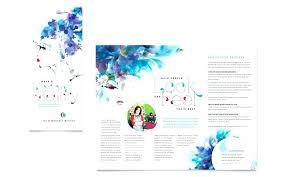 My Brochure Maker Free Pamphlet Template Fun Online