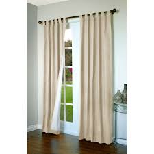 french door curtain rods full size