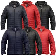 Mens Lightweight Quilted Jacket | Jackets Review & Mens Jacket Soul Star Coat Padded Quilted Hooded Funnel Neck . Adamdwight.com