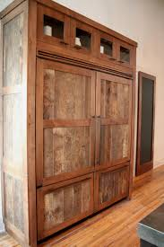 rustic storage cabinets. Kitchen Cabinets Made From Pallet Wood Reclaimed Cabinet Rustic Storage Andrea Outloud L Cee95e9ae4c481a5