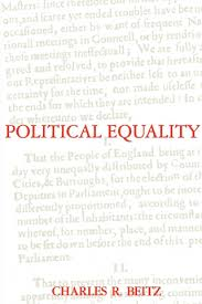 beitz c r political equality an essay in democratic theory beitz c r political equality an essay in democratic theory paperback princeton university press