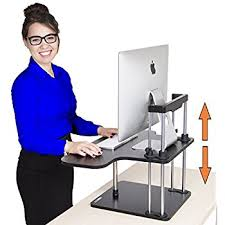 standing desk. Plain Standing Stand Steady UpTrak Standing Desk  Instantly Convert Any Surface To A  Up Workstation On