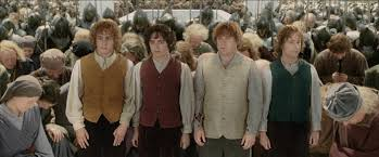 Why Dont Merry And Pippin Seem Taller Than Frodo And Sam