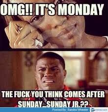 OMG it's Monday | Memes.com via Relatably.com