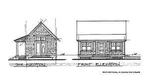 residential floor plans american post