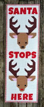 Sew Fresh Quilts: Santa's Reindeer Blocks for 100 Blocks Magazine ... & Sew Fresh Quilts: Santa's Reindeer Blocks for 100 Blocks Magazine Adamdwight.com