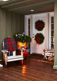 Outdoor Spaces House Beautiful 50 Best Outdoor Christmas Decorations Christmas Yard Decorating Ideas