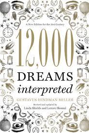 My Dream Book Design 12 000 Dreams Interpreted Cover Design By Catherine