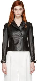 fendi black leather studded jacket women fendi monster sneakers fendi belts on recognized brands
