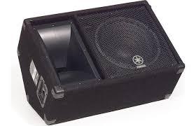 outdoor concert speakers. yamaha sm-12v monitor outdoor concert speakers s