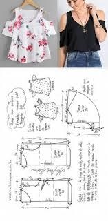Шитье простые выкройки | Шитьё рубашек, Узоры для одежды и ...