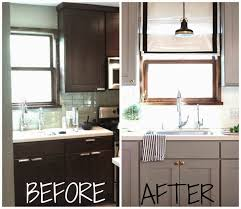 honestly not one person who has seen it could tell without being told that the backsplash is actually painted tile even friends who were familiar with the