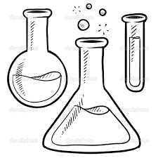 Small Picture Science Equipment Coloring Pages Science Pinterest Science