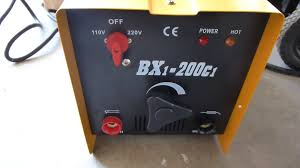 power cord plug wiring xueming front control panel of the bx1 200c1 200 amp welding machine