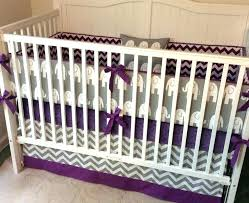 purple crib sets lavender crib sheets furniture purple bedding sets baby and grey alluring full size