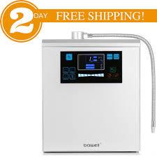 details about ionized alkaline water maker machine dispenser alkalizer system countertop best