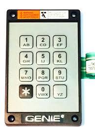 programming garage door opener genie garage door opener keypad programming unique programming genie garage door keypad