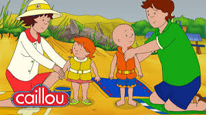 caillou games videos other fun activities sprout