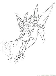 Disney Fairies Coloring Pages Shy Coloring Page Disney Fairies