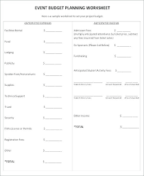 Free Event Planner Checklist Template Party Planning Excel