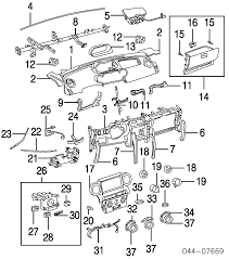 Not included in r r instrument panel assy